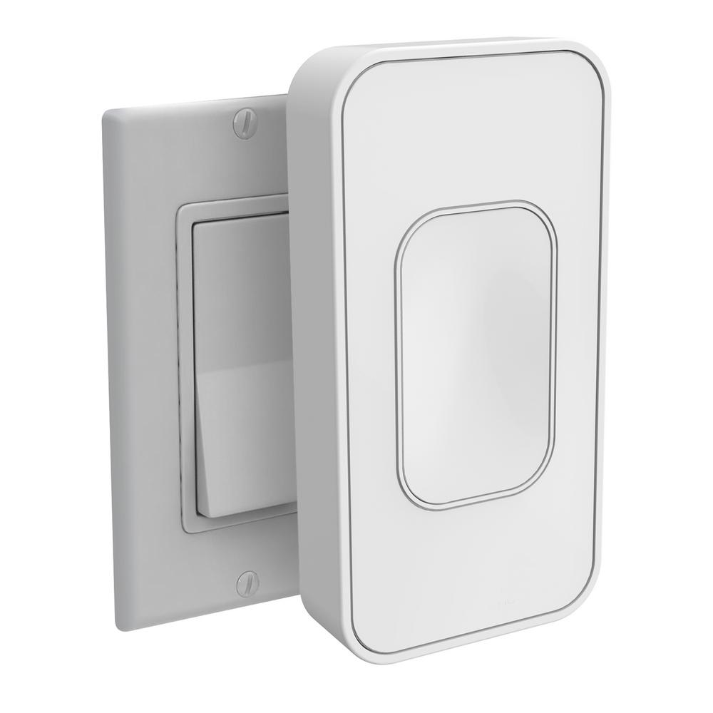 Rocker Light Switch >> Details About Switchmate Light Switch Rocker Rsm001w White